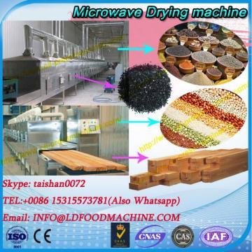Equipamento de secagem de microondas de frutas frescas de alta qualidade popular