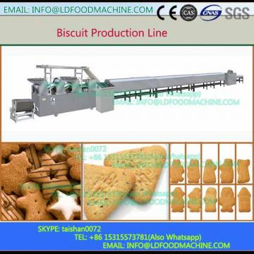 LD Wafer Biscuitbake machinery / Waffle Maker Biscuit Line
